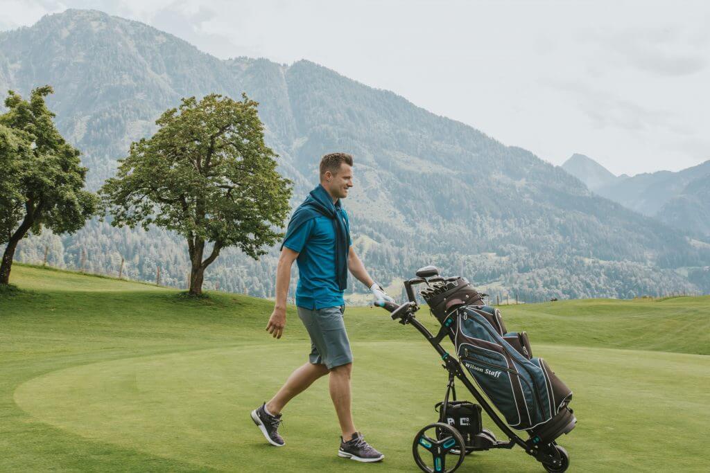 Golfurlaub im Salzburger Land auf der Sonnenterrasse