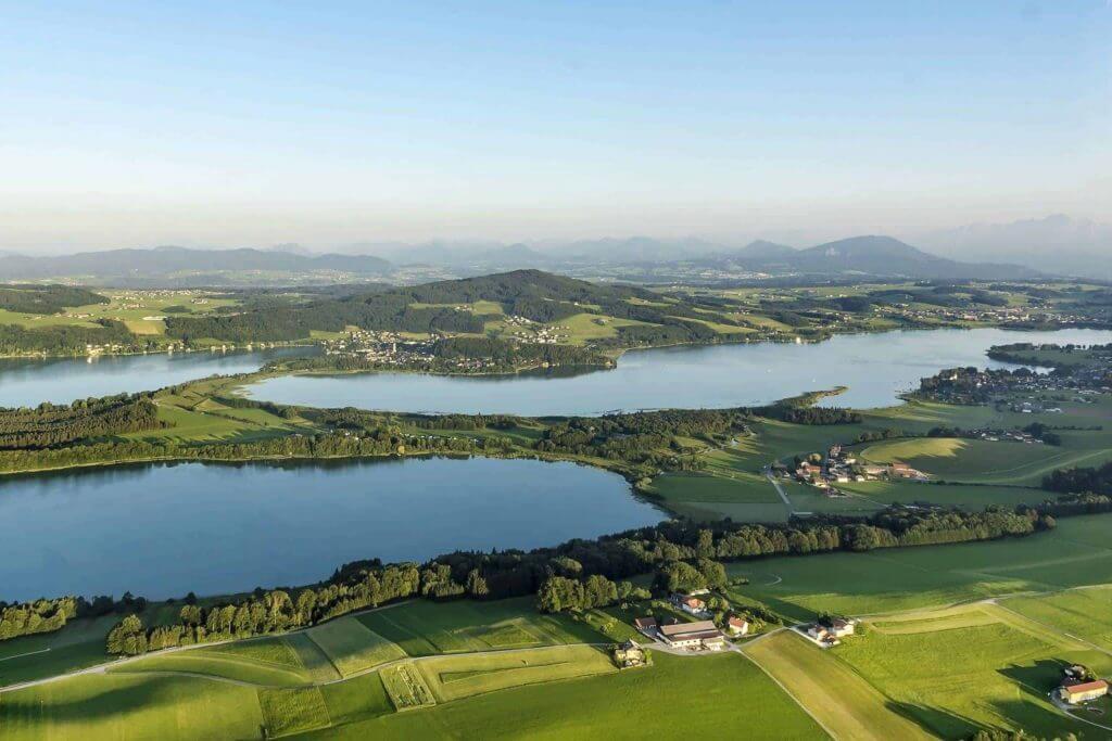 Salzburger Seenland Mattsee ObertrumerSee Grabensee✰Sonnenterrasse.at✰St.Veit Schwarzach✰UrlaubimSalzburgerLand