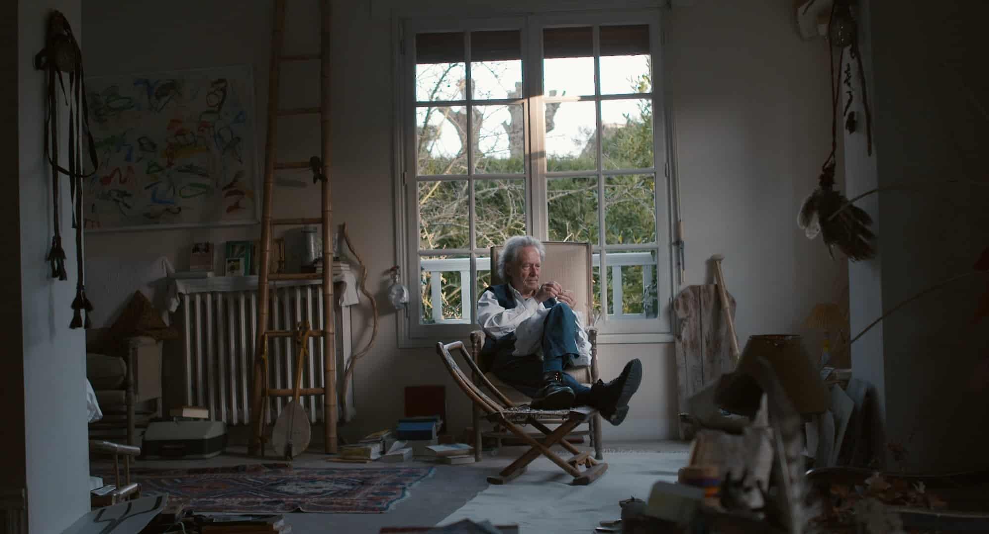 """Kino und Gespräch """"Peter Handke – Bin im Wald. Kann sein, dass ich mich verspäte …"""""""