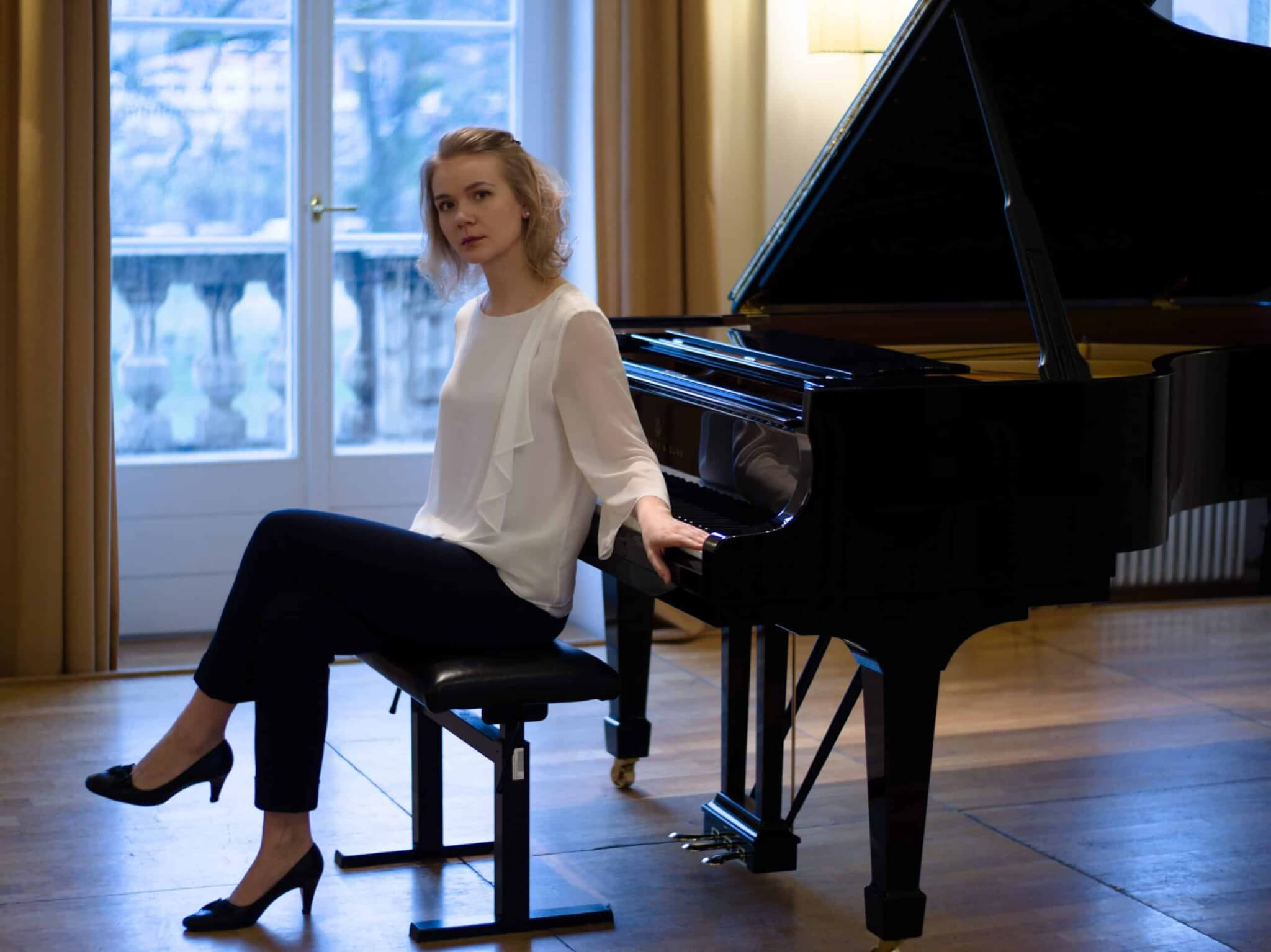 "Klavierabend: Anastasia Yasko  ""250 Jahre Beethoven"""