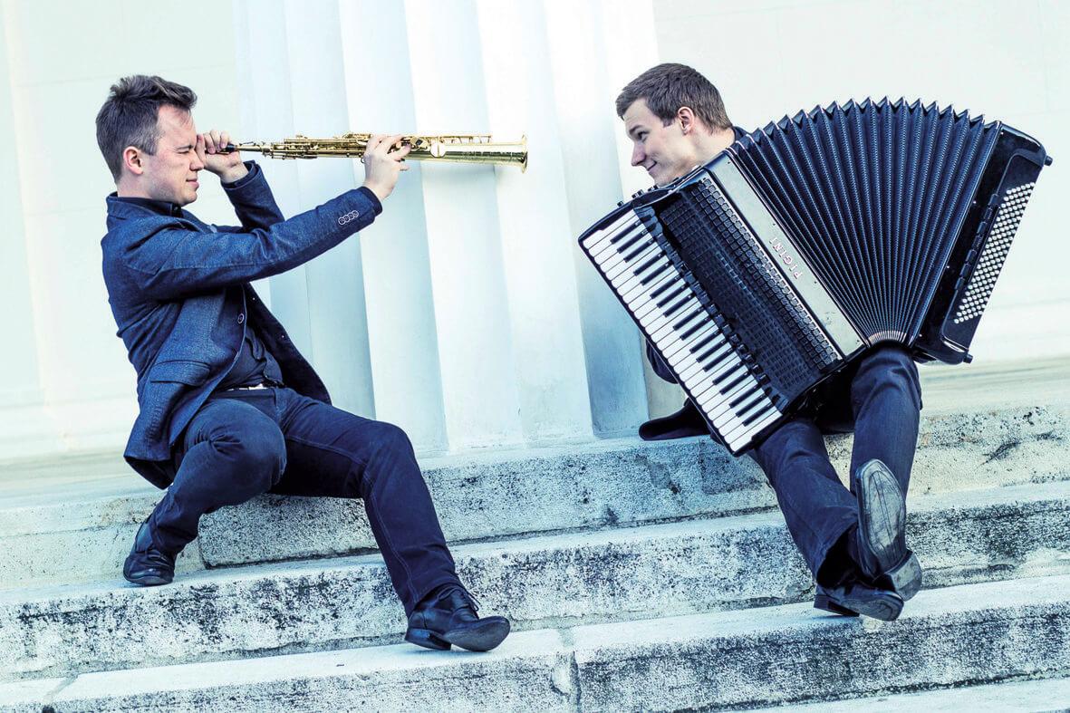 "Konzert: Duo Aliada ""East - West"""