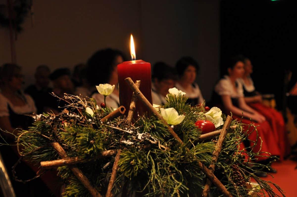 """Schernberg Advent - """"Heast as net…"""""""