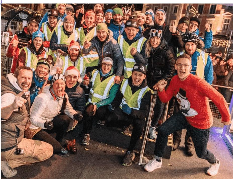 Schwarzach Trail Charity Marathon