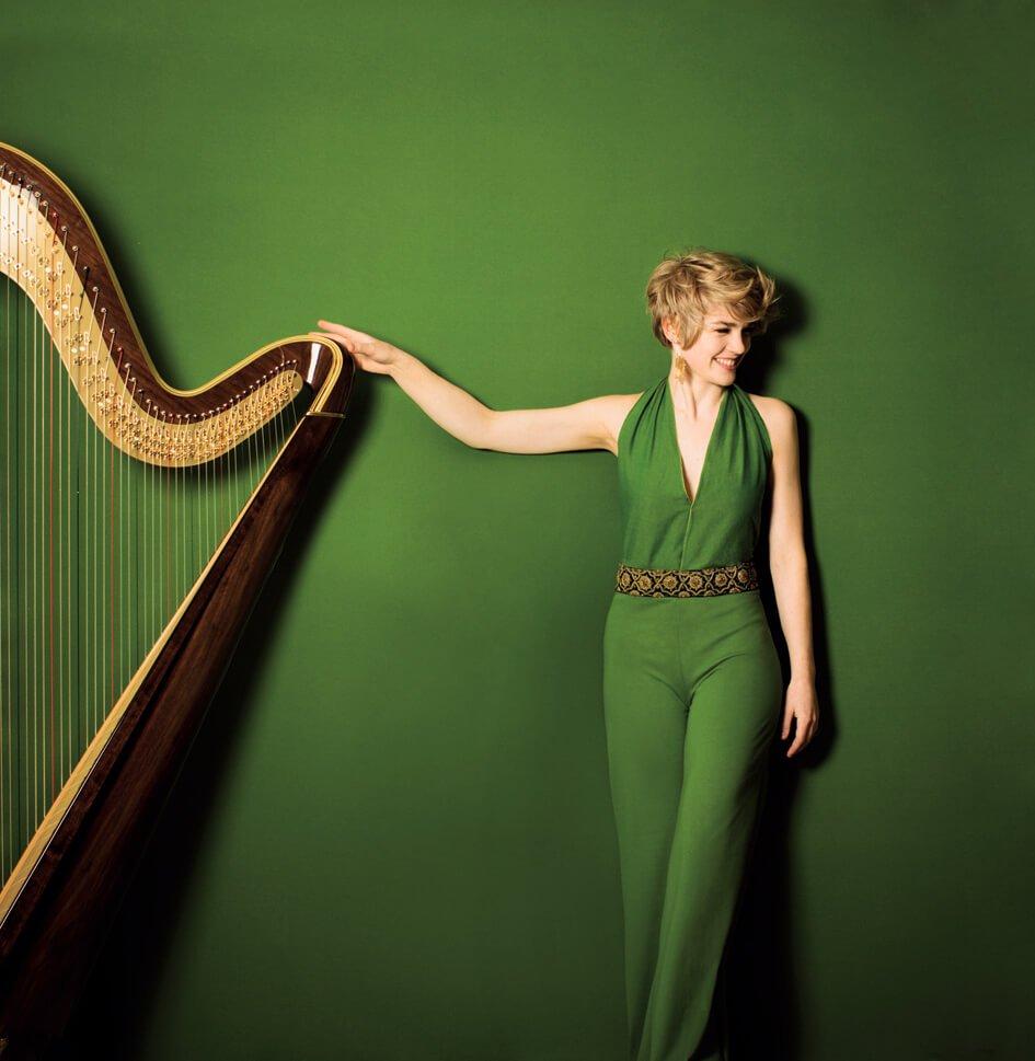 Solo-Konzert: Magdalena Hoffmann (Harfe)
