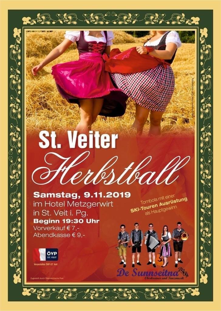 St. Veiter Herbstball