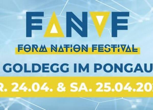 VERSCHOBEN AUF 2021 Form Nation Festival